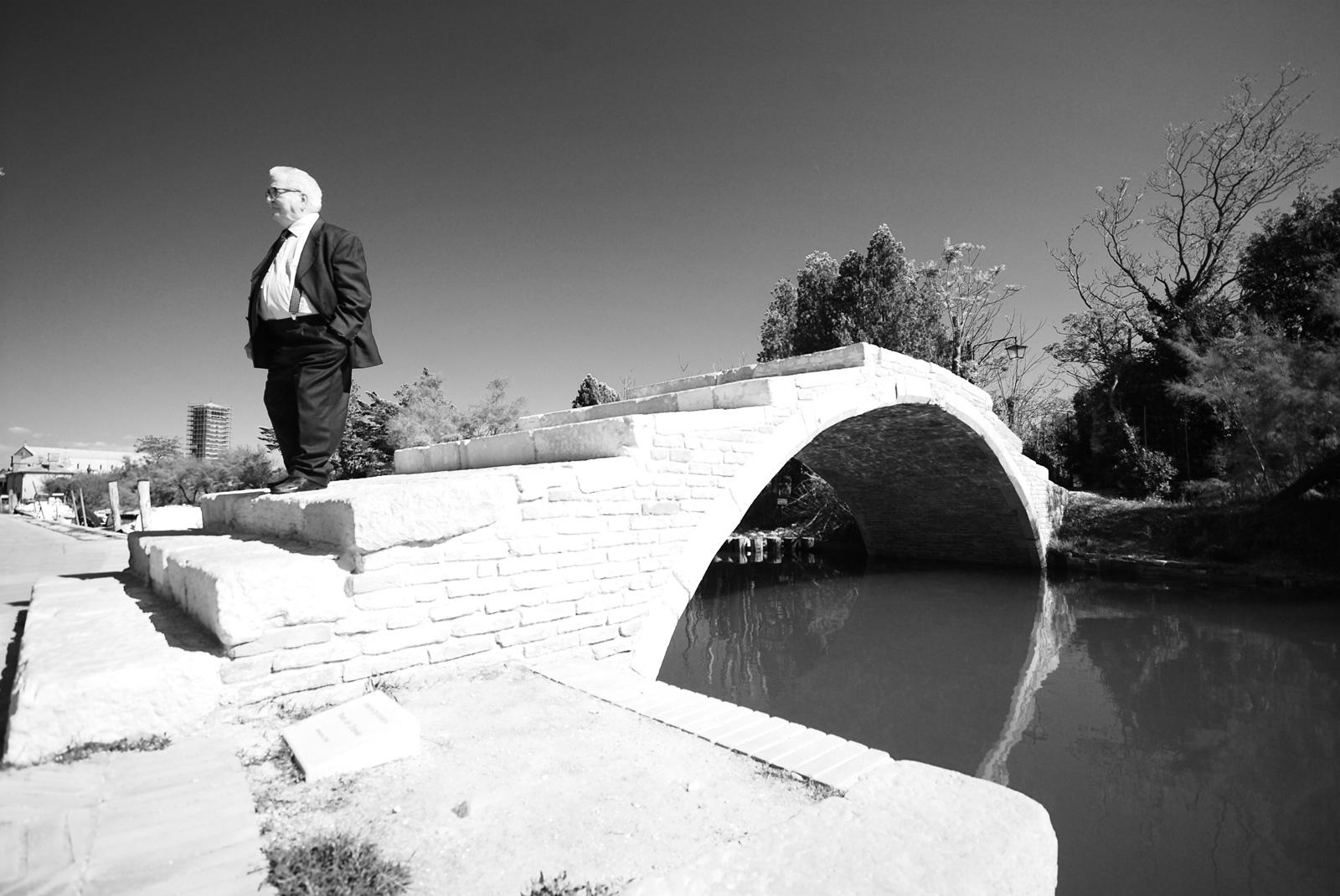 Walking on Devil's Bridge